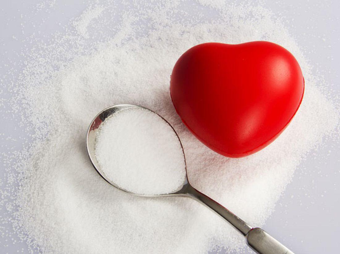 Löst zu viel Salz wirklich Bluthochdruck aus?
