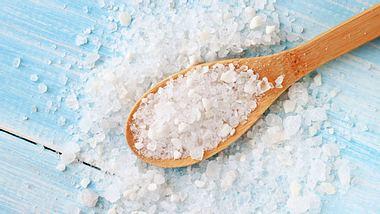 Haushaltstipps mit Salz
