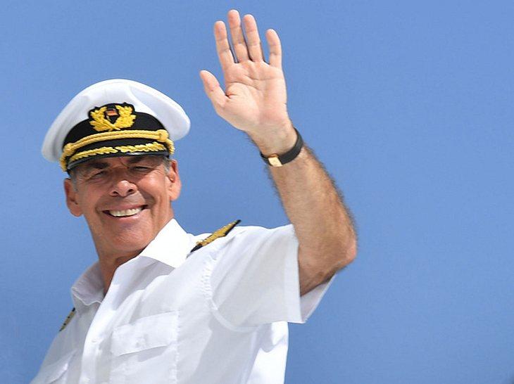 Das Traumschiff: Sascha Hehn steigt aus.