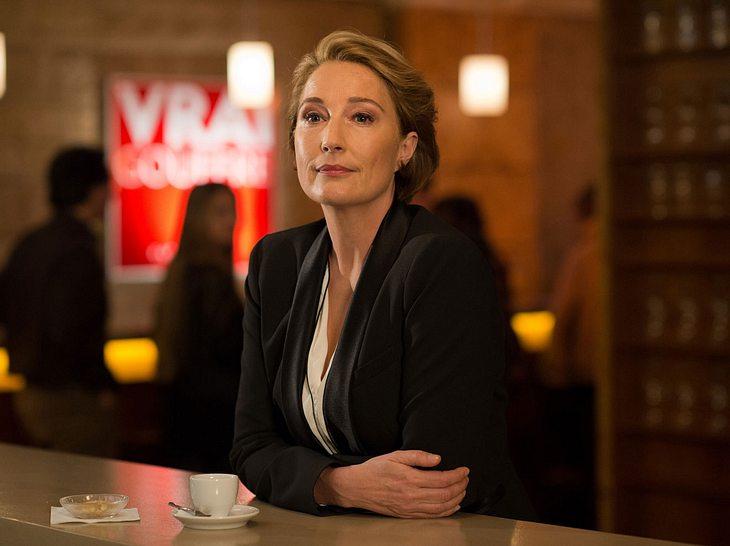 Saskia Fischer spielt im 'Großstadtrevier' Frau Küppers.