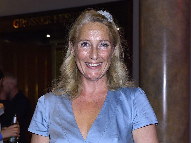 Schauspielerin Saskia Fischer gehört seit 2007 zum 'Großstadtrevier'.