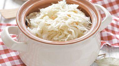 Abnehmen mit Sauerkraut