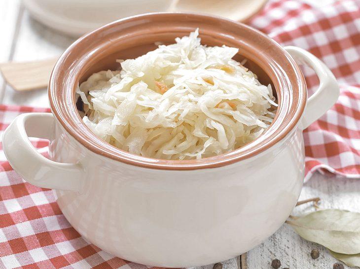 Die Sauerkraut-Diät