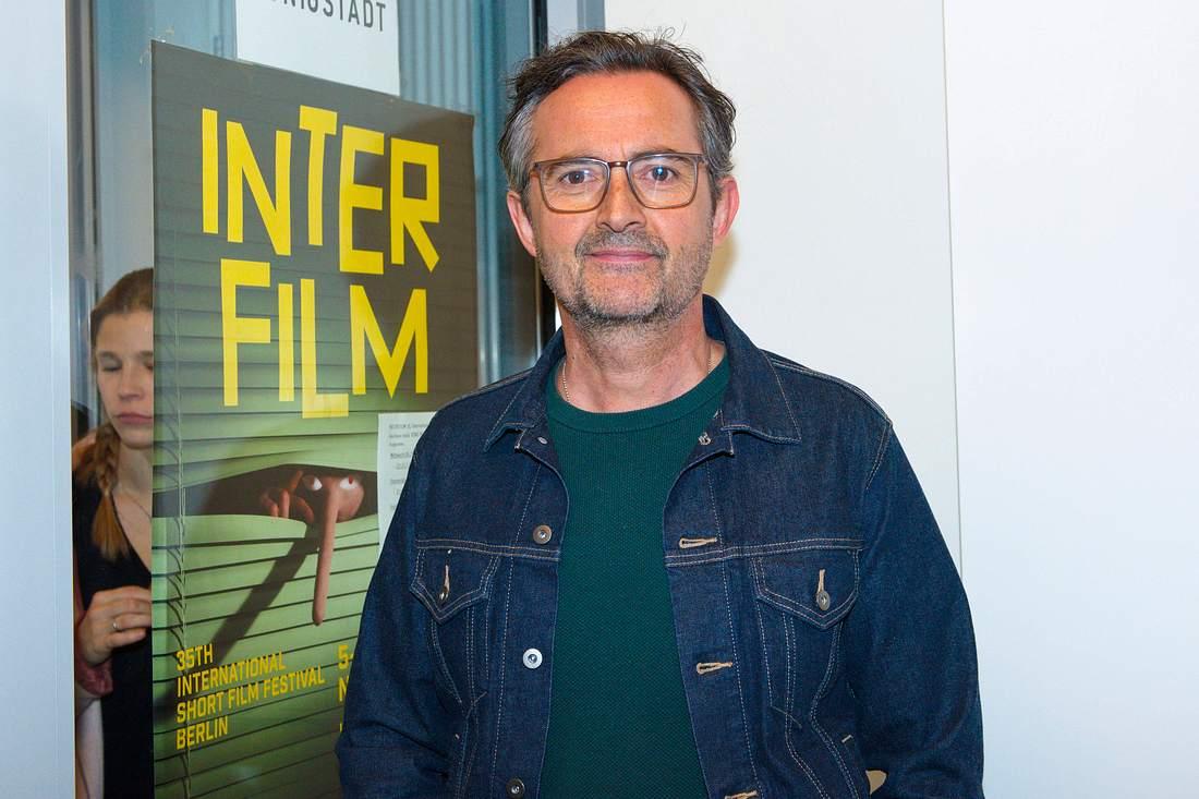 Schauspieler Harald Schrott.
