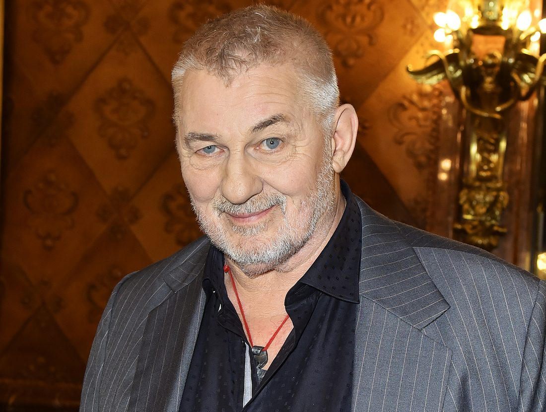 Schauspieler Heinz Hoenig.