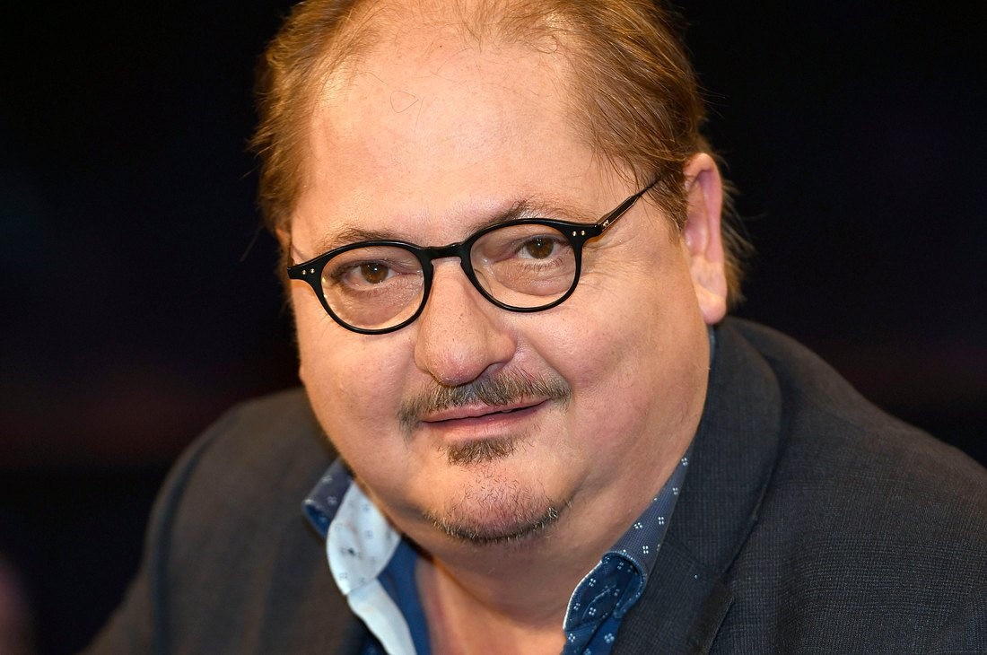 Schauspieler Jürgen Tarrach.