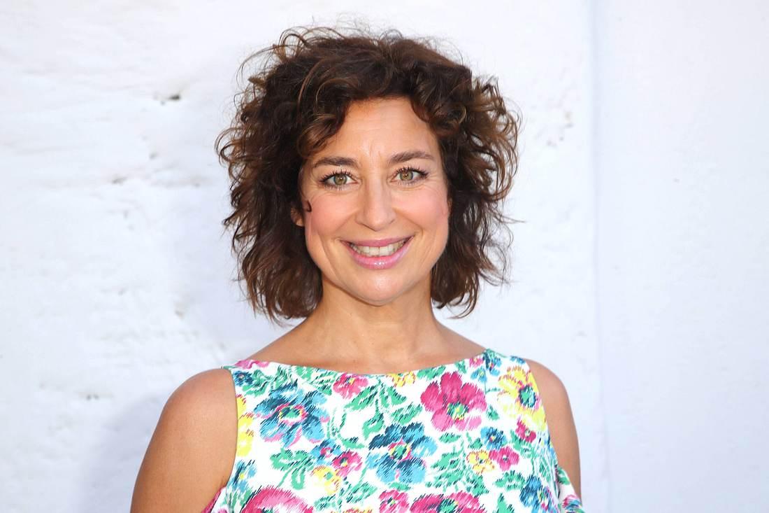 Schauspielerin Isabel Varell.