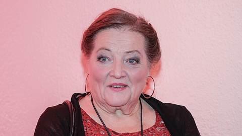 Schauspielerin Marianne Sägebrecht. - Foto: imago images / CHROMORANGE