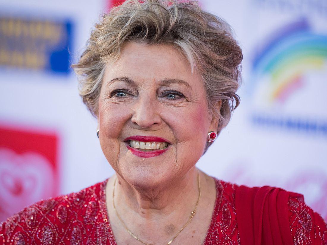 Schauspielerin Marie-Luise Marjan.