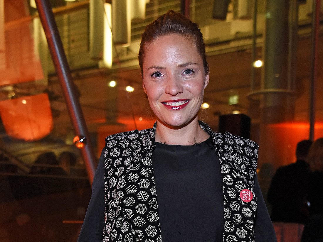 Patricia Aulitzky 2019 in Berlin.