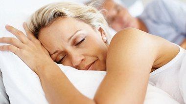 Guter Schlaf bei Hitze