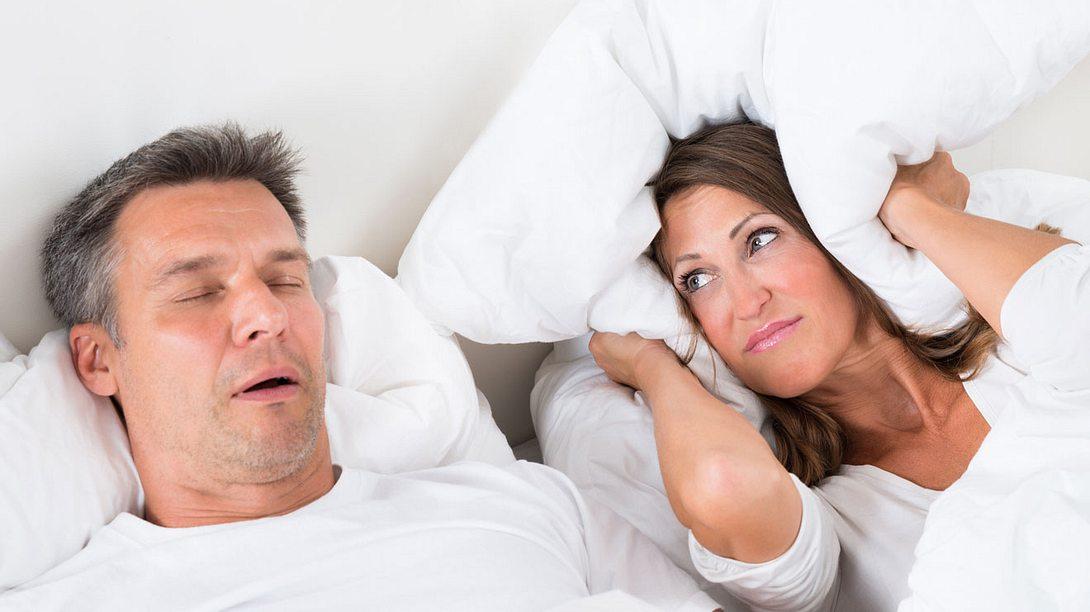 Schlafapnoe erkennen und behandeln