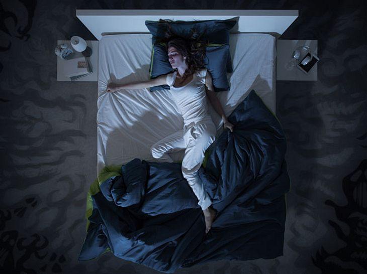Die Schlafposition verrät viel über den Charakter