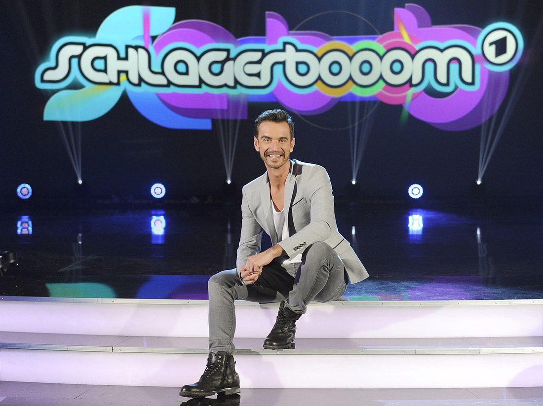 Beim Schlagerbooom 2017 begrüßt Florian Silbereisen Stars wie Andreas Gabalier.