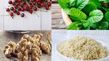Das beste Salat Rezept zum Abnehmen - Foto: OcsanaDen/Teleginatania/Milkos/Aksenovko/ iStock