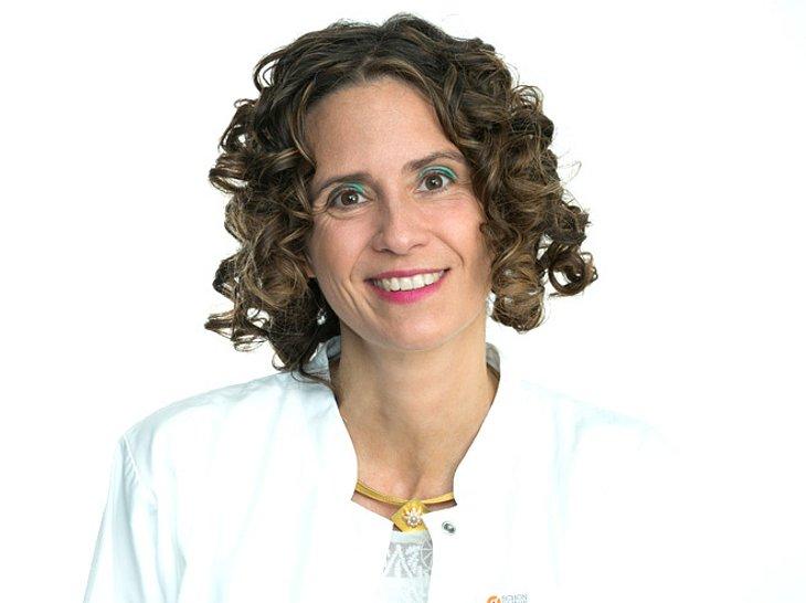 Schmerztherapeutin Dr. Ariane Burtscher
