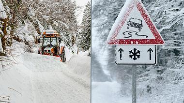 Urlaub stornieren bei Schnee-Chaos? - Foto: no_limit_pictures; trendobjects / iStock