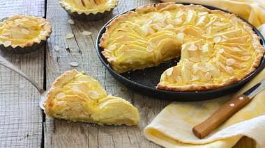 Schneller Apfelkuchen ohne Zucker.  - Foto: annata78 /iStock