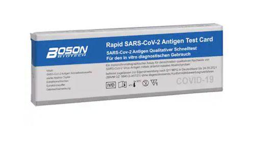 Antigen-SchnelltestRapid SARS-CoV-2 Antigen Test Card, 1 Stück