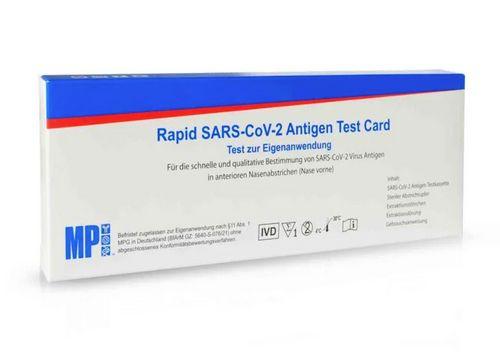 5er Set MP Rapid SARS-CoV-2 Antigen-Schnelltest