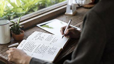 Schreiben gegen Stress