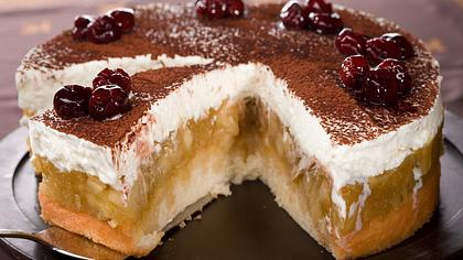 Schwedischer Apfelkuchen.  - Foto: stockphotostudio / iStock