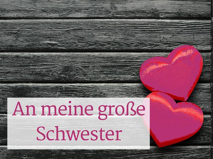 Valentinstag spruche fur schwester