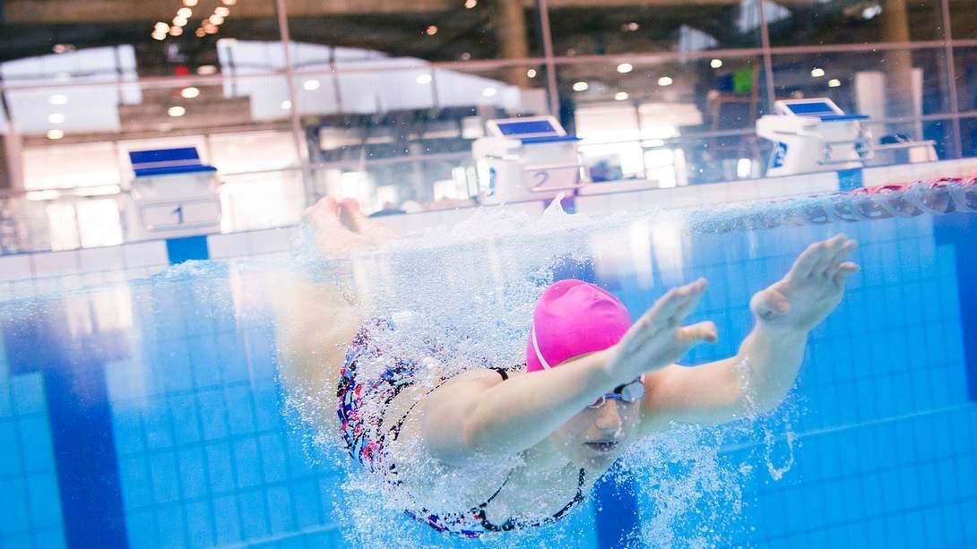 Mit Schwimmen abnehmen: So einfach gehts
