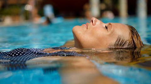 Corona-Krise: Wie gefährlich ist ein Schwimmbad-Besuch?