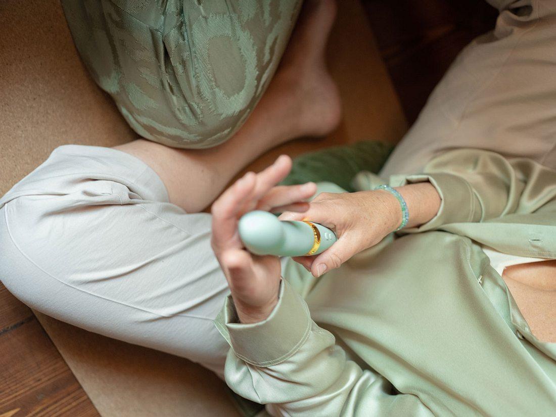 Vibratoren bereichern die Masturbation und den Sex im Alter