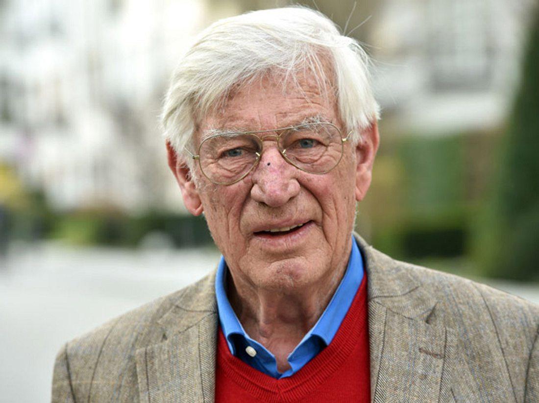 Siegfried Rauch feiert seinen 85. Geburtstag.
