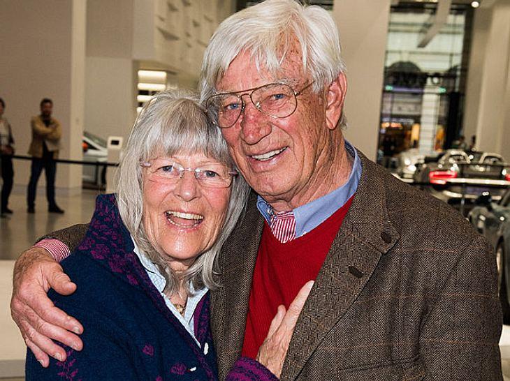 Siegfried Rauch und seine Frau Karin.