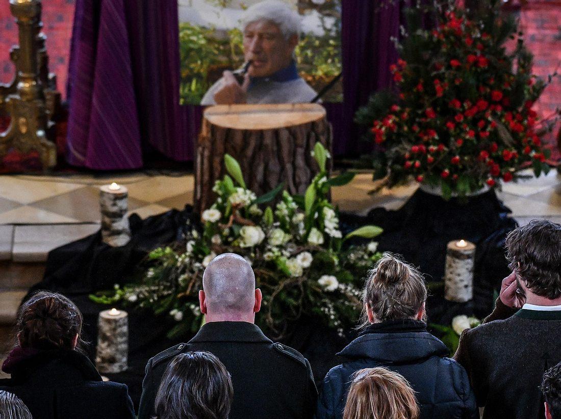 Siegfried Rauch: Kollegen und Freunde nehmen Abschied vom Schauspieler