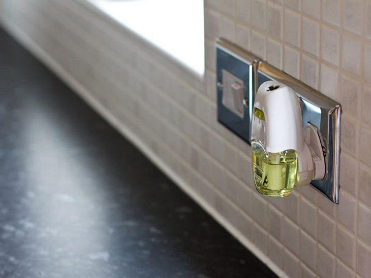 Silvester: Tiere können mit speziellen Duftsteckern beruhigt werden.