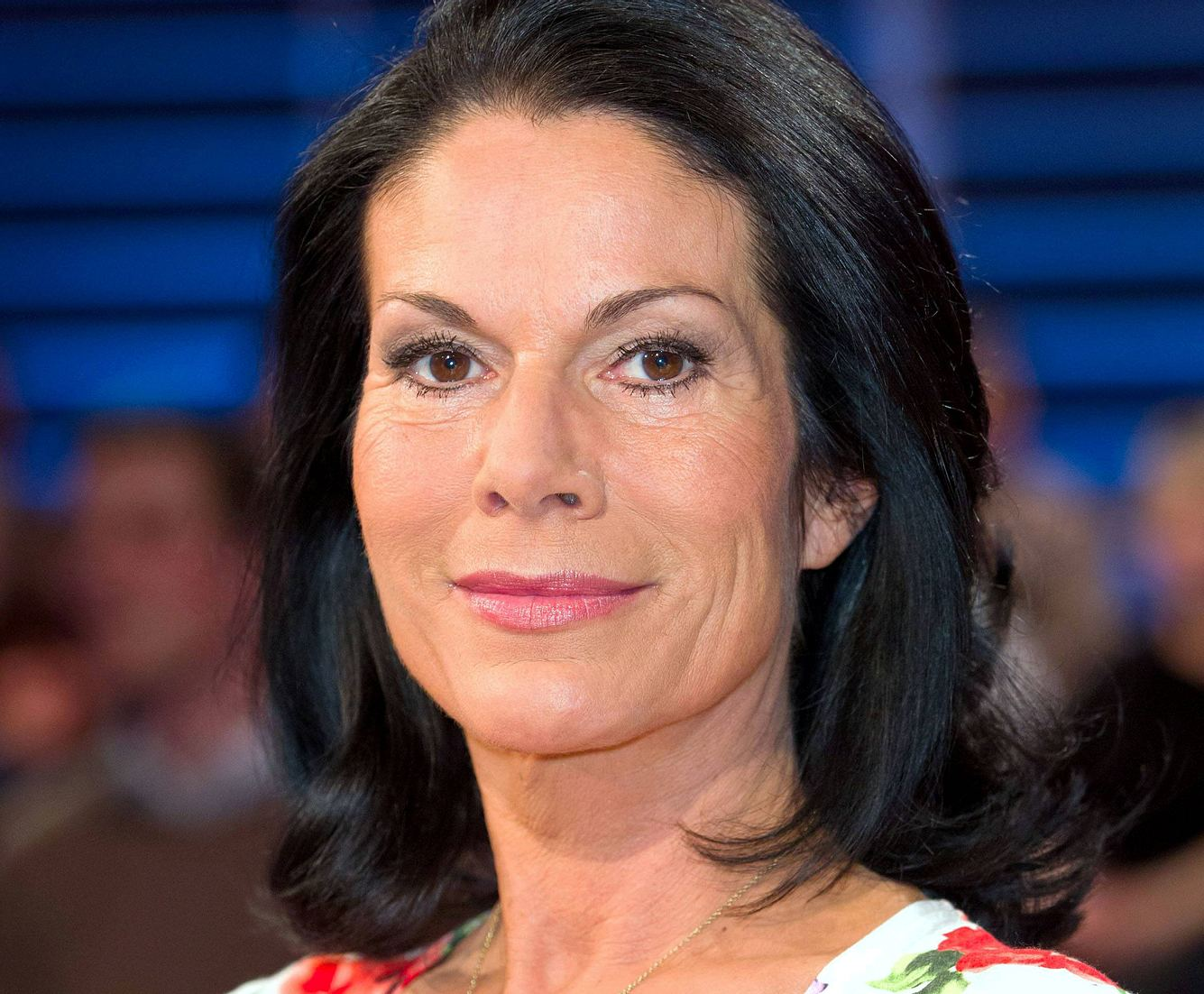 Schauspielerin Simone Ritscher im Jahr 2012.