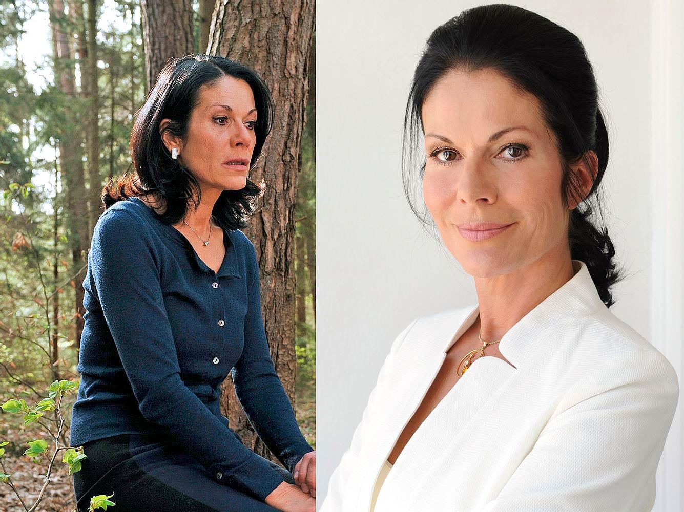 Von 2011 bis 2013 war Simone Ritscher als Doris van Norden bei 'Sturm der Liebe' zu sehen.