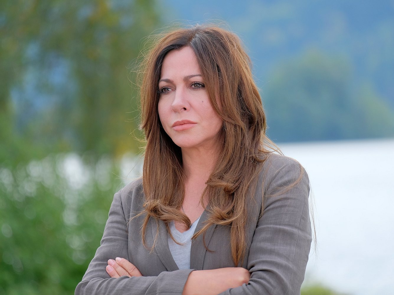 Simone Thomalla als Katja Baumann