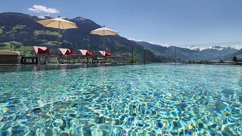 skypool alpina Zillertal