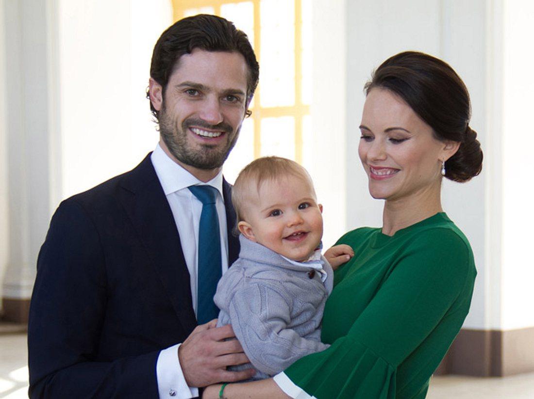 Sofia von Schweden & Carl Philip erwarten ihr zweites Baby.