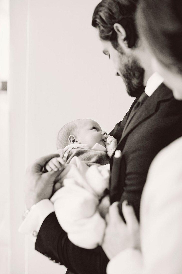 Sofia von Schweden: Neues Foto von Baby Gabriel