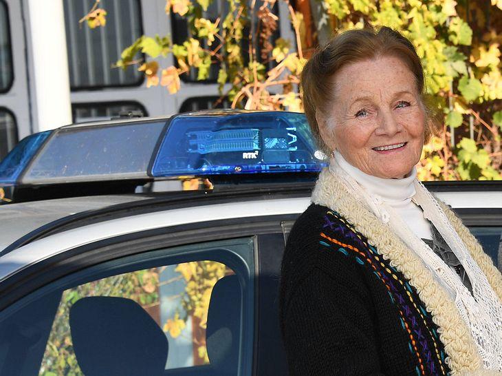 Ingrid Fröhlich steht wieder für SOKO München vor der Kamera.