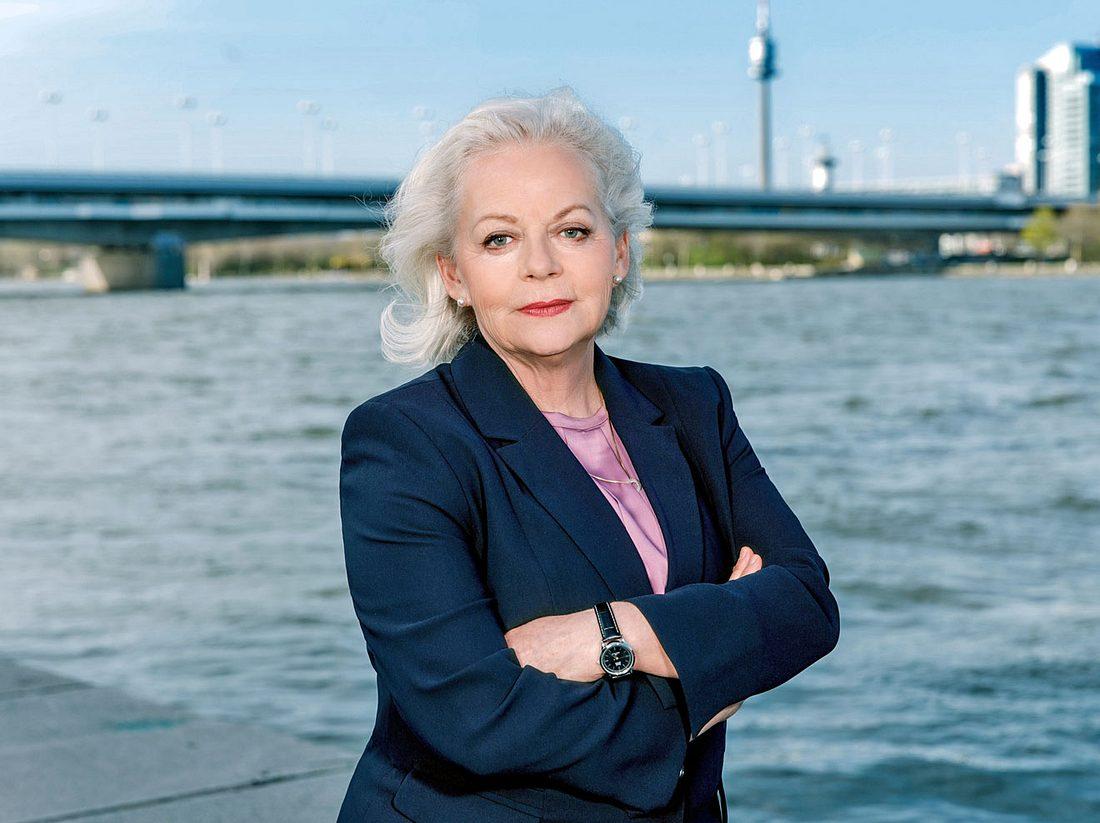 Bei der SOKO Wien ist Brigitte Kren die neue Chefin.