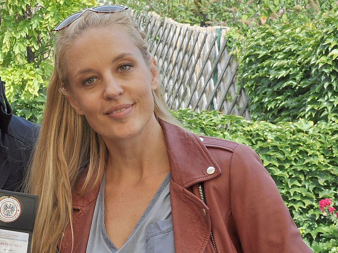 Lilian Klebow ist als Penny Lanz bei SOKO Wien zu sehen.