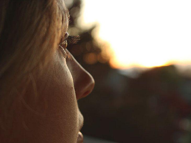 Sommerdepression: Traurig trotz Sonnenschein