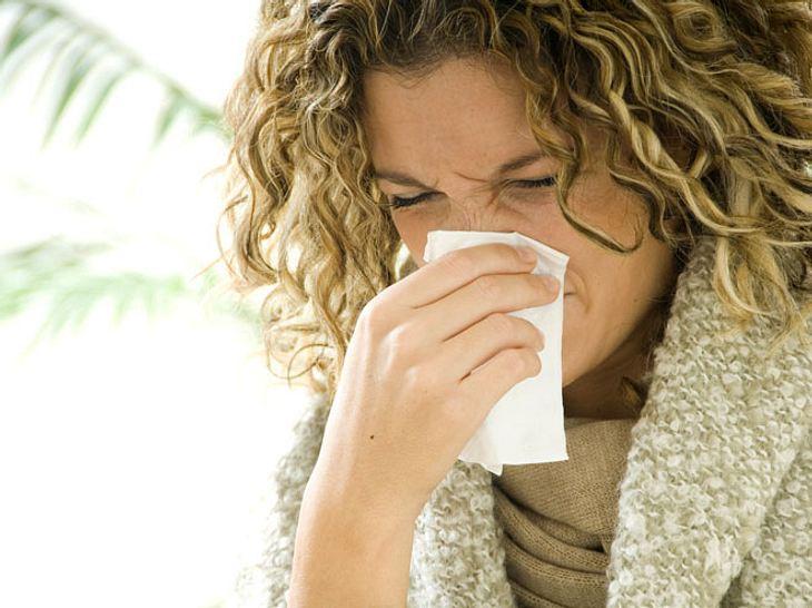 Wir verraten, wie Sie einer Sommergrippe vorbeugen.
