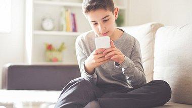 Das macht Ihr Enkelkind im Netz