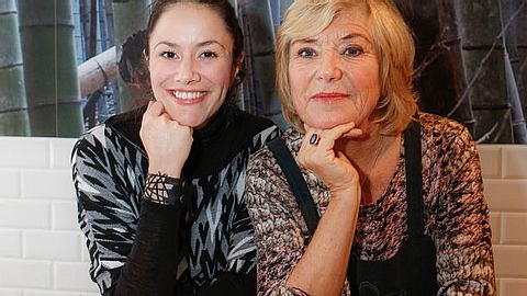 Tolle Mutter, tolle Tochter: Jutta Speidel und Tochter Antonia - Foto: Christian Marquardt / GettyImages
