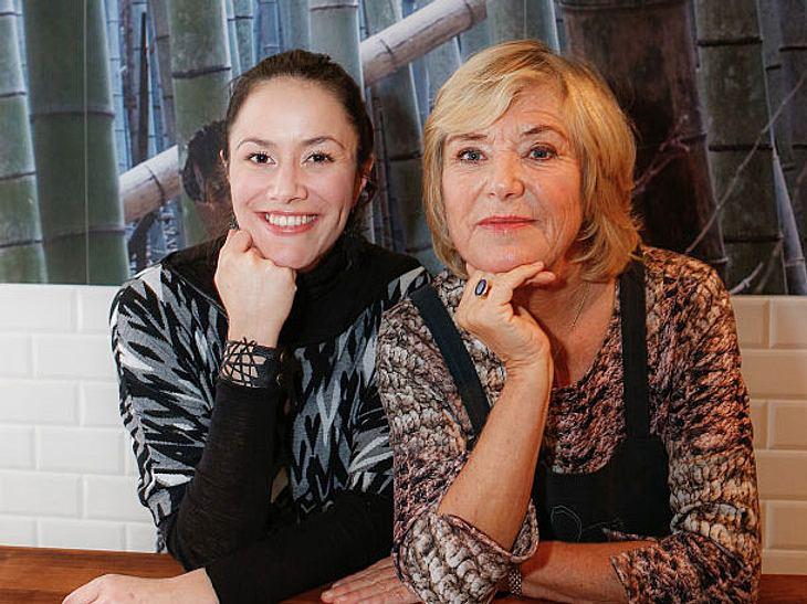 Tolle Mutter, tolle Tochter: Jutta Speidel und Tochter Antonia