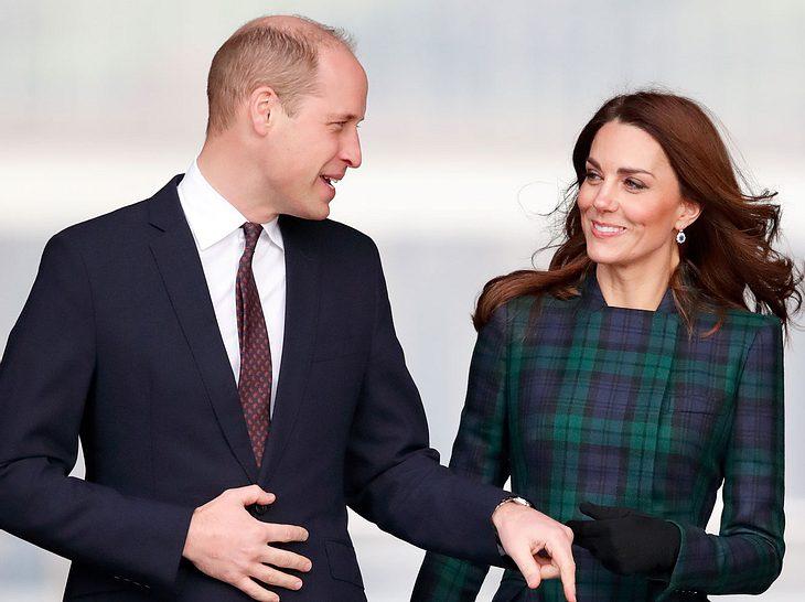 Die Spitznamen von Prinz William und Kate Middleton