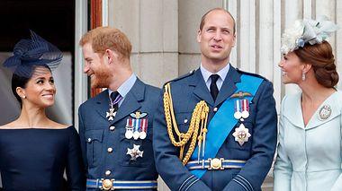 Die Spitz-und Kosenamen der britischen Royals